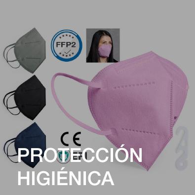 productos protección higiénica