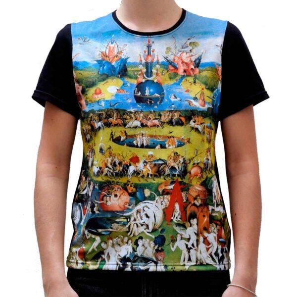 camiseta el bosco kessler museum merchandising