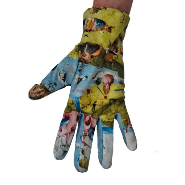 the garden of earthly delights gloves
