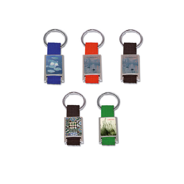 KEYRING WITH IMAGE