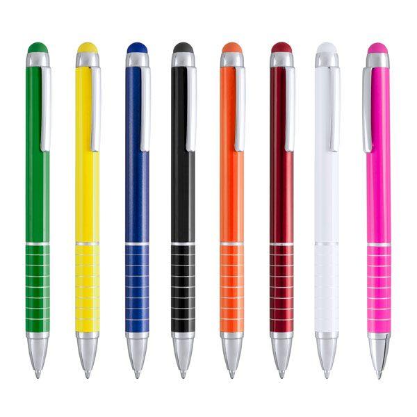 Bolígrafo puntero de color