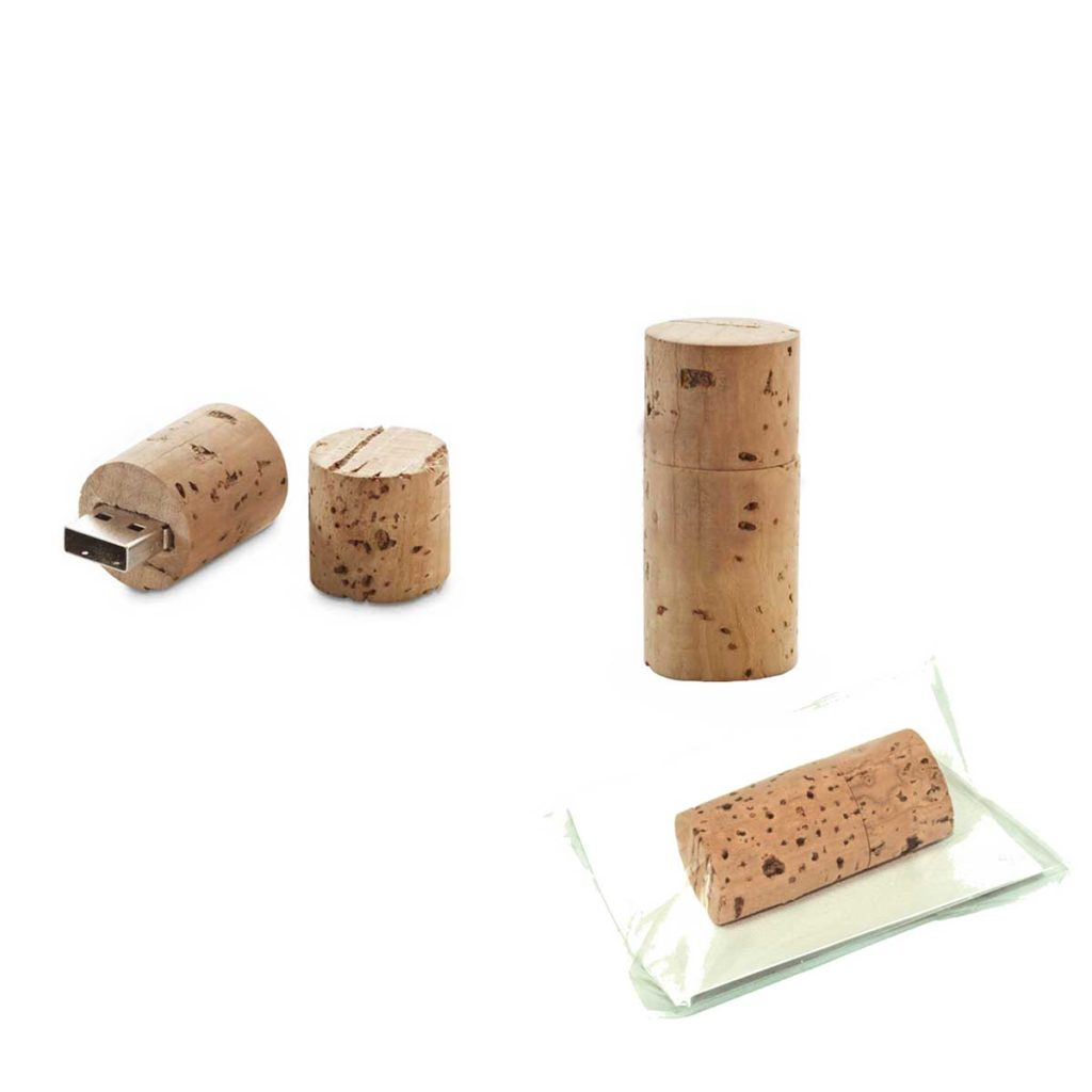 CORK FLASH DRIVE 8GB