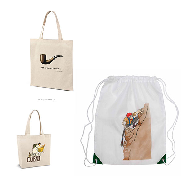 bolsas personalizables