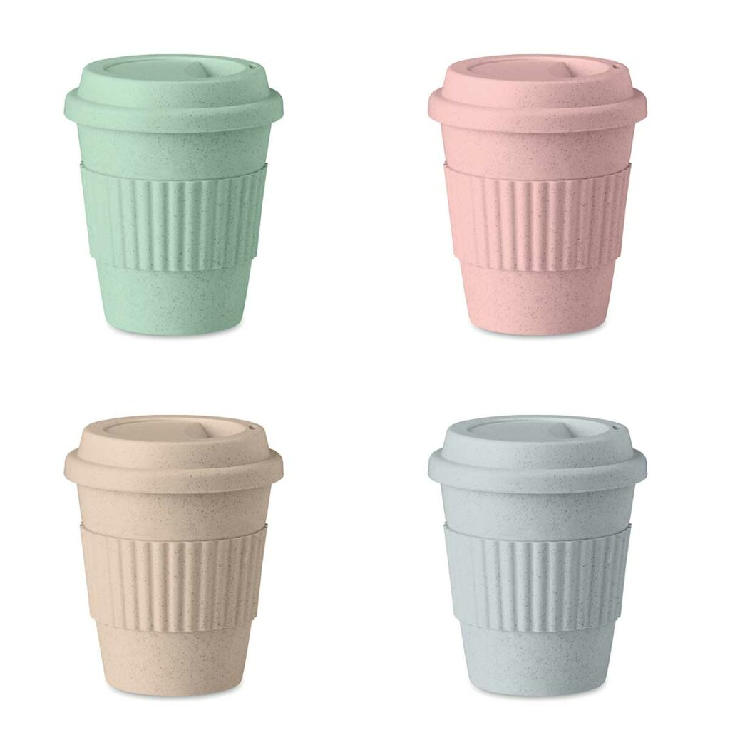 REUSE BAMBOO mug