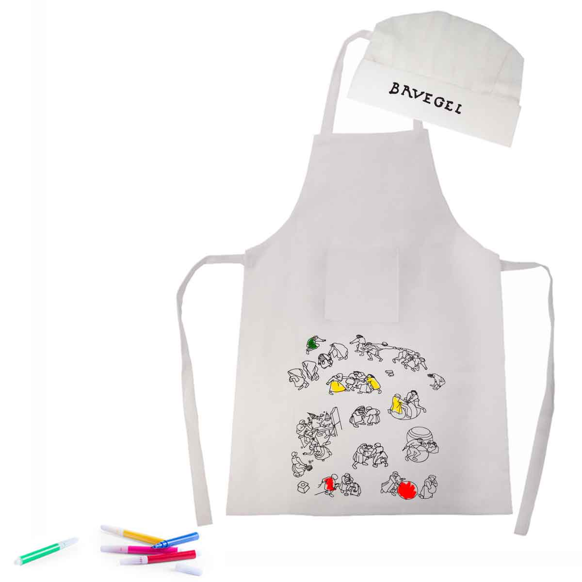 cook kit to draw