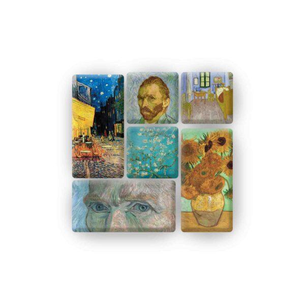 imanes van gogh kessler museum merchandising