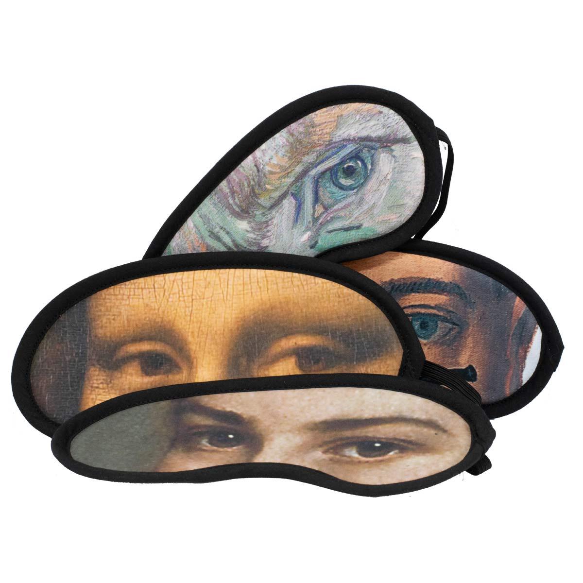 antifaz para dormir personalizado kessler museum merchandising