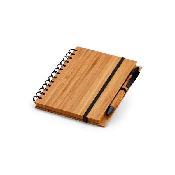 Bloc de notas Bambú