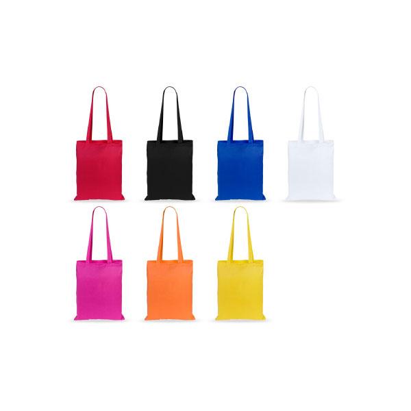 Bolsa De algodón fina de colores