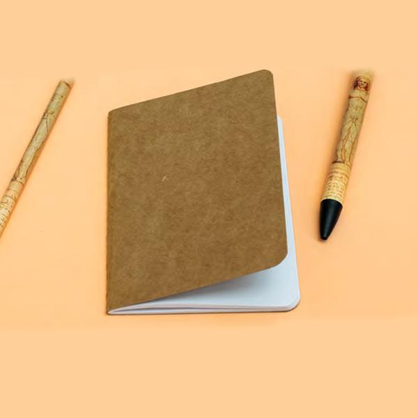 cuaderno cosido