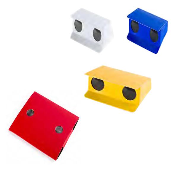 prismáticos cartón