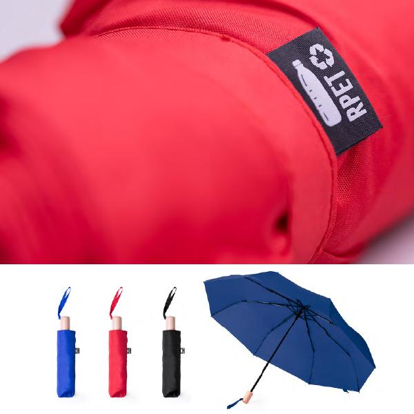 paraguas reciclado